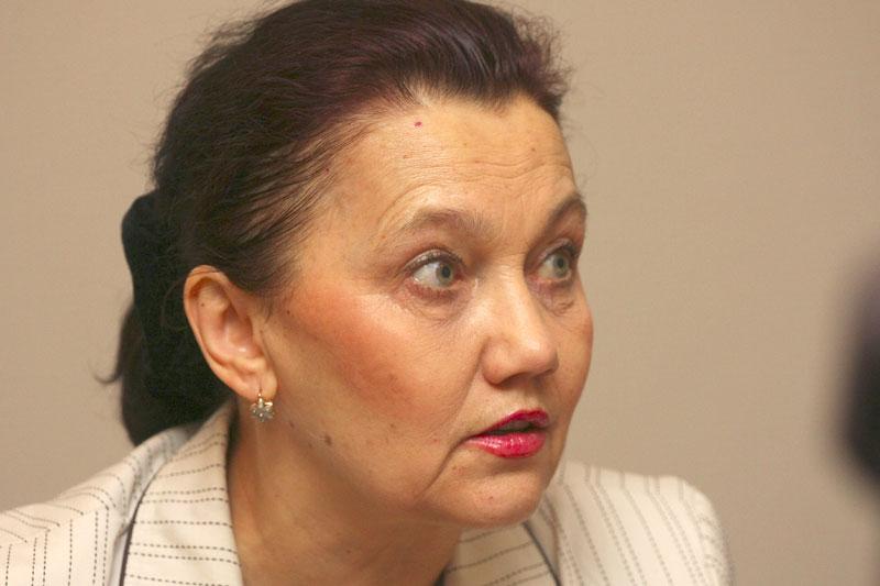 Наталья Евдокимова