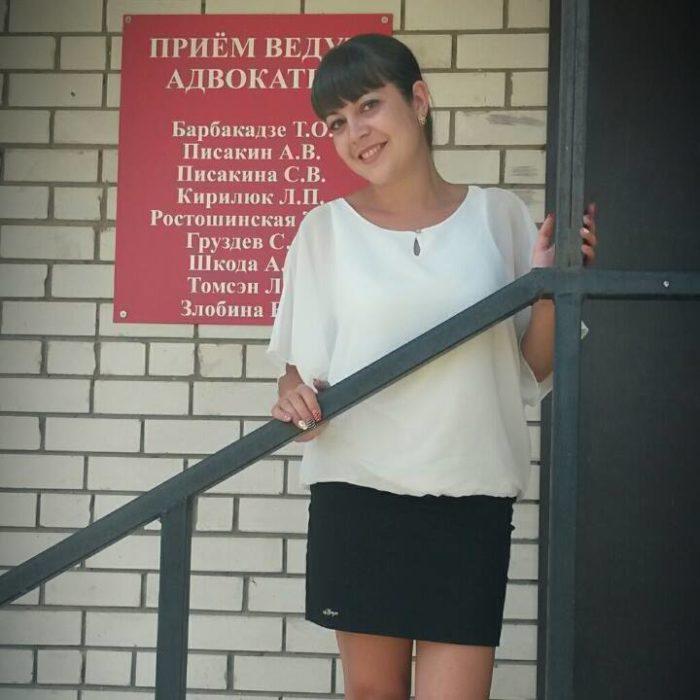 Правозащитница и адвокат Маргарита Ростошинская