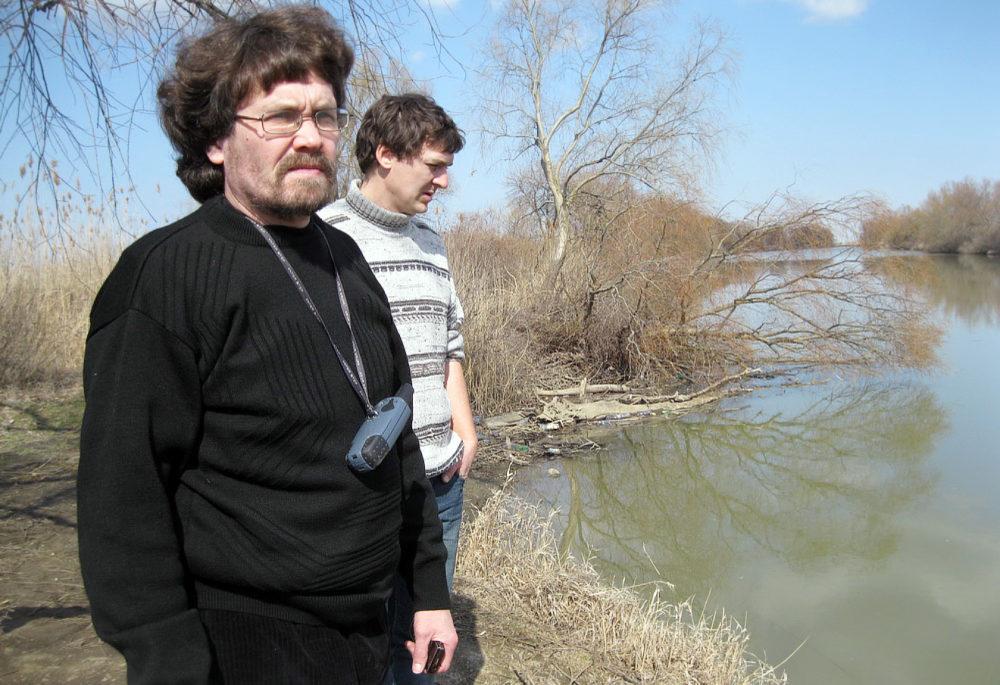 Рудомаха и Шевченко