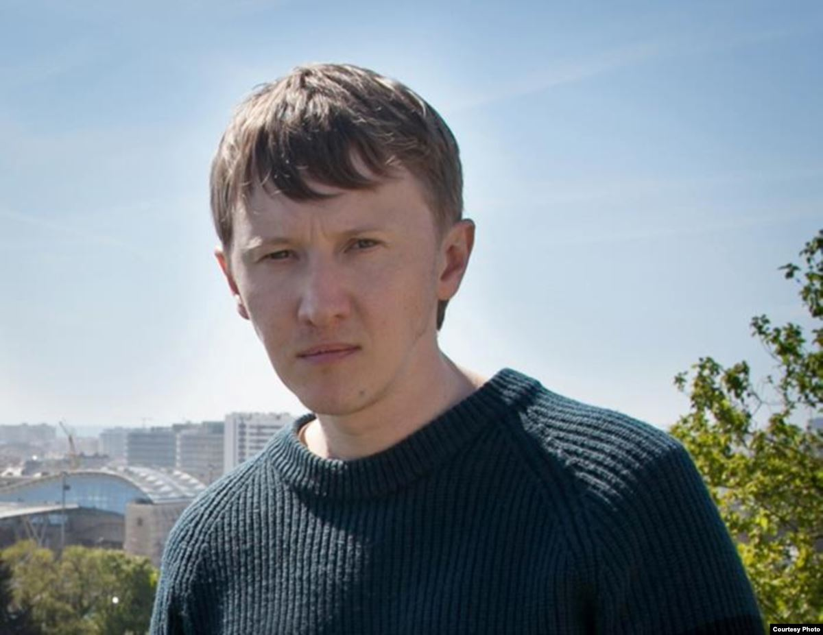 Семен Симонов. Фото из личного архива