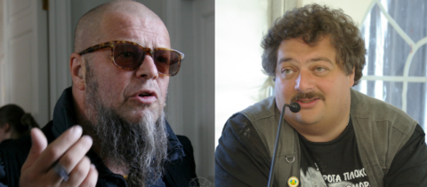 Дмитрий Быков и Борис Гребенщиков в поддержку Юрия Дмитриева