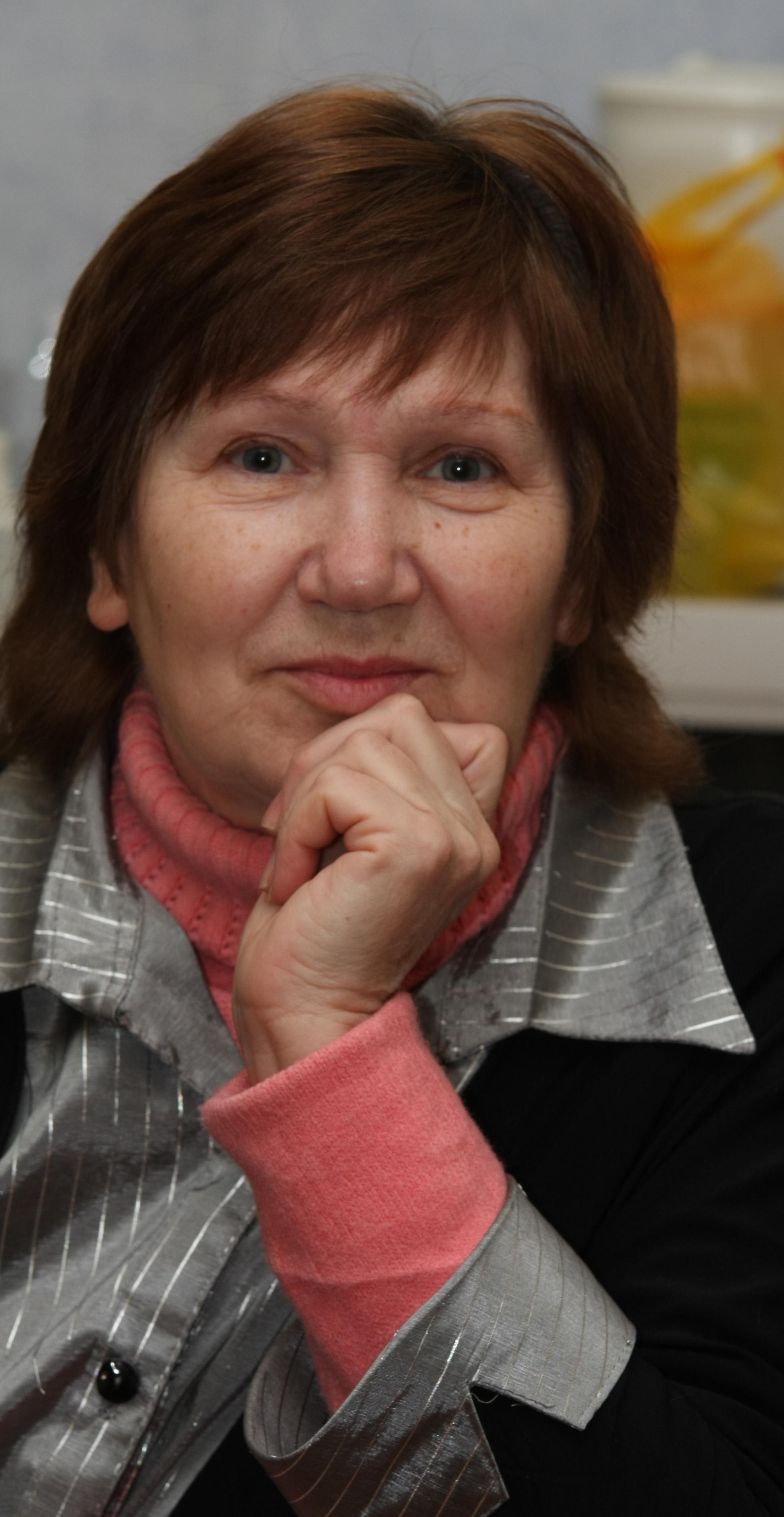 Ирина Кизилова