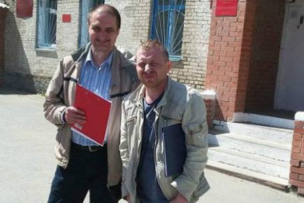 Зорен Исабекян и Родион Копаев