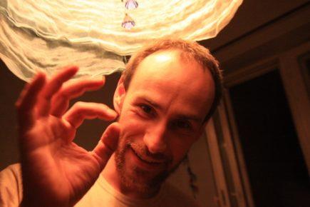 Журналист Шура Буртин, фото vk.com